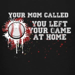 baseball YOUR MOM CALLED Kids' Shirts - Kids' Premium T-Shirt