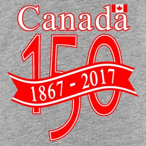 CANADA 150 RIBBON - Kids' Premium T-Shirt