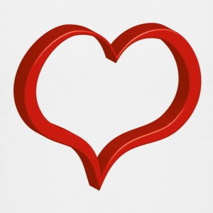 red heart Kids' Shirts - Kids' Premium T-Shirt