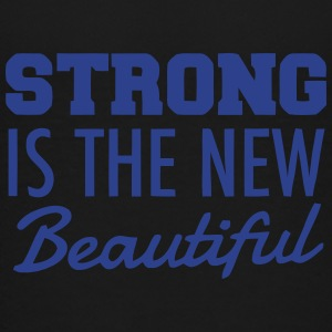 STRONG IS THE NEW BEAUTIFUL Kids' Shirts - Kids' Premium T-Shirt