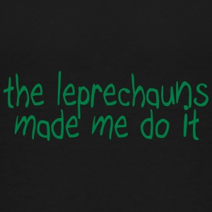 the leprechauns made me do it Kids' Shirts - Kids' Premium T-Shirt