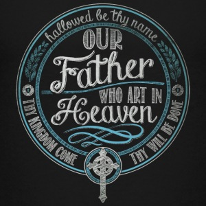 Our Father Jesus Prayer - Kids' Premium T-Shirt