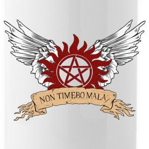 NON TIMEBO MALA Symbol Wings Sportswear - Water Bottle