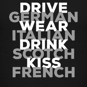Drive German - Kids' Premium T-Shirt