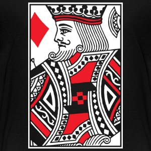 Kings of Diamonds Kids' Shirts - Kids' Premium T-Shirt