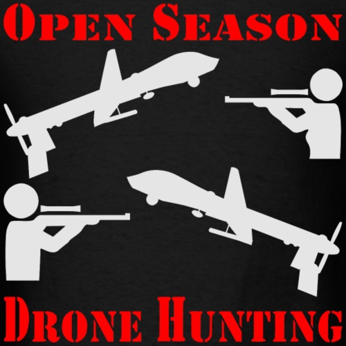 Open Season Drone Hunting