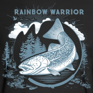 Rainbow Warrior - Men's Long Sleeve T-Shirt