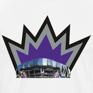 Golden 1 Center - Men's Premium T-Shirt