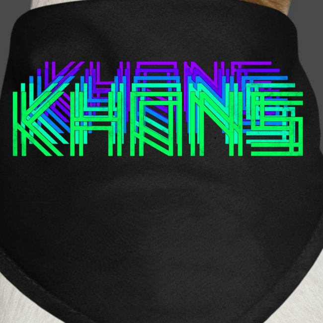 Neon Khans Dog Armor