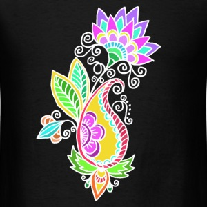 Fantasy art Flower T-Shirts - Men's T-Shirt