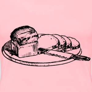 Loaf of Bread - Women's Premium T-Shirt