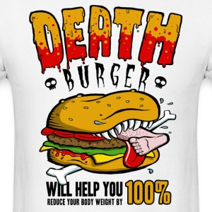 deathburger T-Shirts - Men's T-Shirt