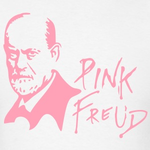 PINK FREUD High Quality Printing for Clear Colors T-Shirts - Men's T-Shirt