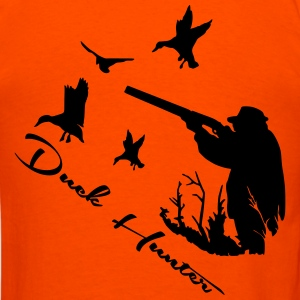 Duck Hunter4 T-Shirts - Men's T-Shirt