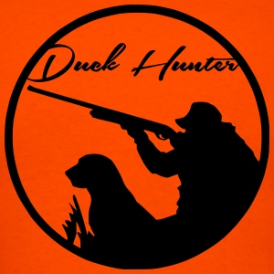 Duck Hunter3 T-Shirts - Men's T-Shirt