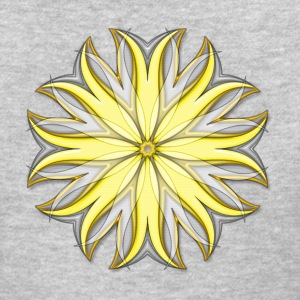 Yellow Energy Star - Women's T-Shirt