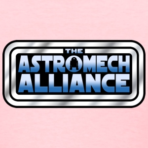 The Astromech Alliance T-Shirts - Women's T-Shirt