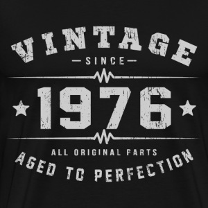 1976 Aged To Perfection T-Shirts - Men's Premium T-Shirt