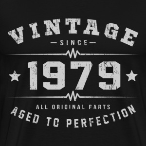1979 Aged To Perfection T-Shirts - Men's Premium T-Shirt
