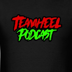 TEAMHEEL Podcast RedNGreen - Men's T-Shirt