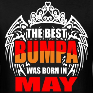 The Best Bumpa was Born in May - Men's T-Shirt