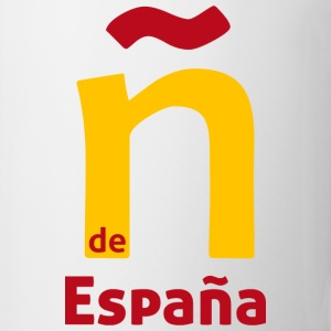 Ñ de España mug - Coffee/Tea Mug