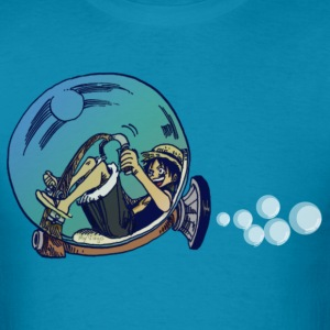 One Piece Bubble - Men's T-Shirt