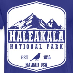 Haleakala National T-Shirts - Men's Premium T-Shirt