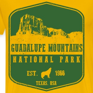 Guadalupe Mountains T-Shirts - Men's Premium T-Shirt