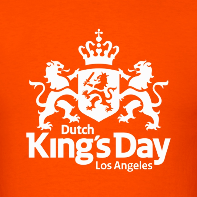Dutch King's Day T-shirt 2017