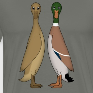 two ducks T-Shirts - Men's Premium T-Shirt