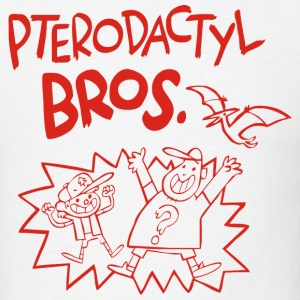 Gravity Falls - Pterodactyl Bros - Men's T-Shirt