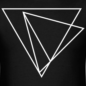 Minimal  geometry Tshirt - Men's T-Shirt