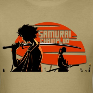 Samurai Champloo Sun - Men's T-Shirt