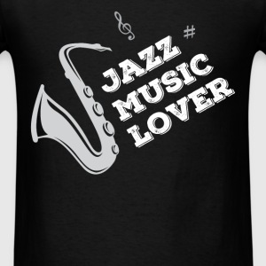 Jazz - Jazz music lover - Men's T-Shirt