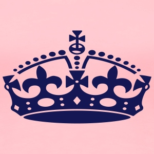 Blue Jubilee Crown - Women's Premium T-Shirt