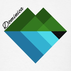 Dominica Icon Tee - Men's T-Shirt