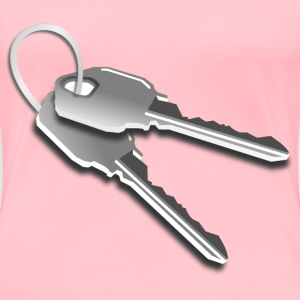 Keys - Women's Premium T-Shirt