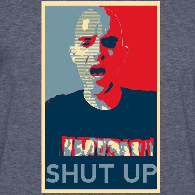 Shut Up Tee - Men's