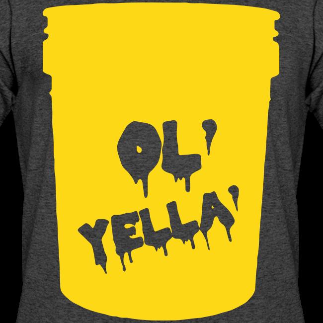 Ol' Yella Tee - Men's