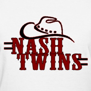 Nash Twins - Woman's T-Shirt - Women's T-Shirt