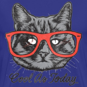 Cool as today kitten - Men's Premium T-Shirt