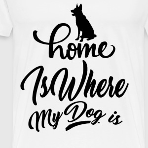 dog 12121.png T-Shirts - Men's Premium T-Shirt