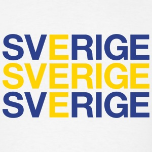 SWEDEN - Men's T-Shirt
