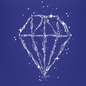 Drawing of a diamond Kids' Shirts - Kids' Premium T-Shirt
