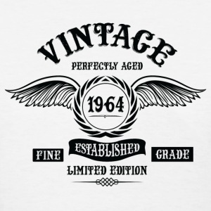Vintage Perfectly Aged 1964 T-Shirts - Women's T-Shirt