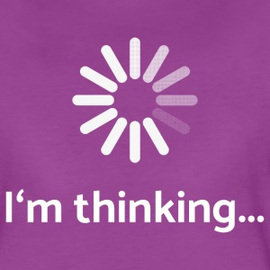 I'm thinking | loading T-Shirts - Women's Premium T-Shirt