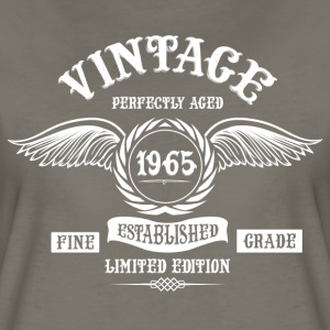 Vintage Perfectly Aged 1965 T-Shirts - Women's Premium T-Shirt