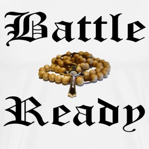 Battle Ready - Men's Premium T-Shirt