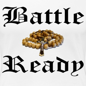 Battle Ready - Women's Premium T-Shirt